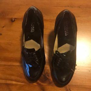 Michael Kors  patent leather shoes